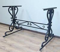 Боковины для стола кованные, фото 1