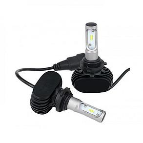Светодиодные лампы HB4 5000K SVS S1 Silver Star, фото 2