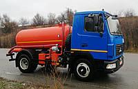 Вакуумна машина (асенізатор) КО-503В на шасі МАЗ-4371, фото 1