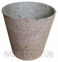 Торфяной горшок круглый 6*6 см