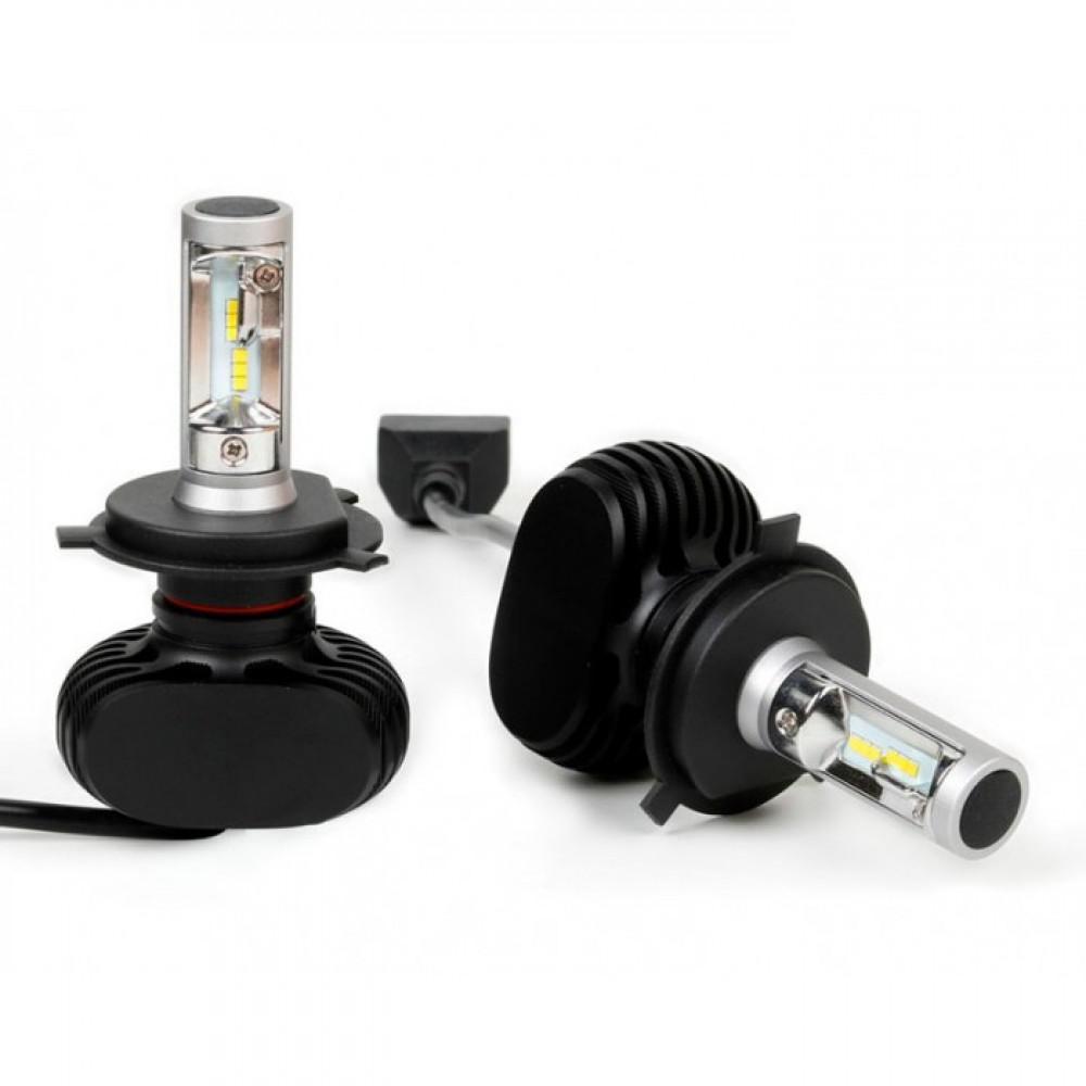 Светодиодные лампы H4 5000K SVS S1 Silver Star