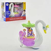 Игрушка Huile Toys Лебедь-карусель (536) 12