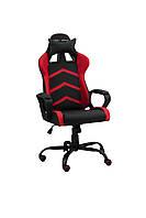 Кресло Виват OT C32 черно-красное