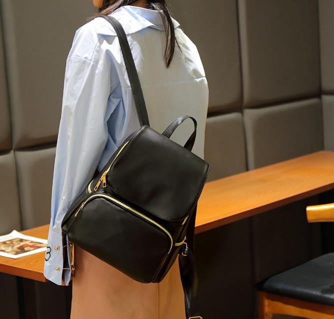 Женский городской мини рюкзак