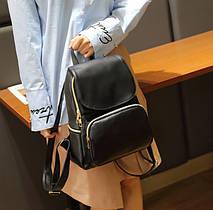 Женский городской мини рюкзак, фото 3