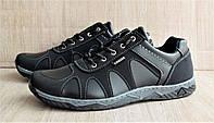 Кросівки чоловічі стильні чорні