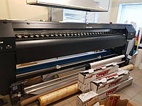 Принтер УФ рулонный широкоформатный  ширина 3,2
