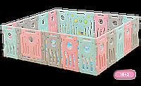 Детский манеж - заграждение XOKO Play Pen Ocean Series A18
