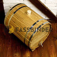 Дубовый жбан для напитков Fassbinder™, 30 литров, фото 1