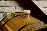 Дубовый жбан для напитков Fassbinder™, 30 литров, фото 6