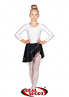 Юбка на завязках для танцев и гимнастики GM050032 (эластан, р-р 2-XL, рост 98-162 см), фото 1