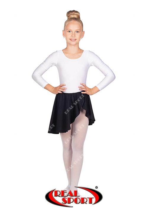 Юбка на завязках для танцев и гимнастики GM050032 (эластан, р-р 2-XL, рост 98-162 см)