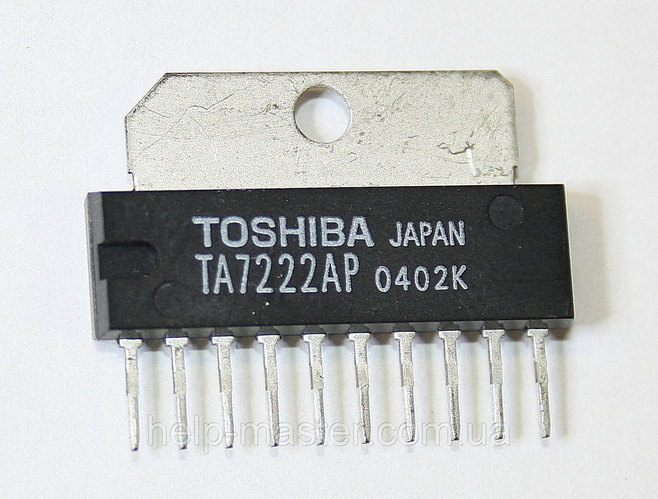 Микросхема TA7222AP (HSIP10)