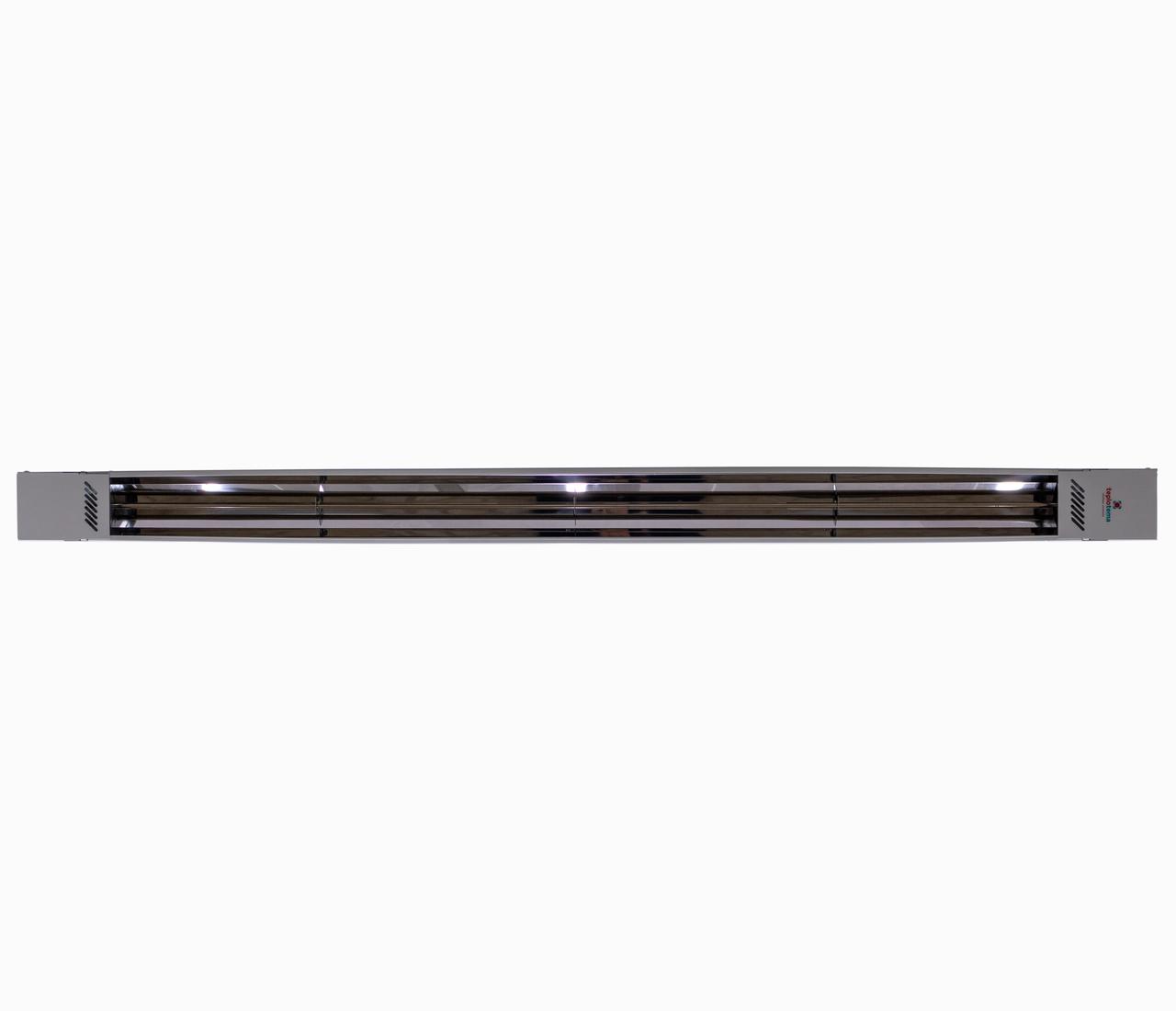 Вуличний інфрачервоний обігрівач Теплотема Z2000 (1800Вт), (ИЧ обогреватель уличный Teplotema)