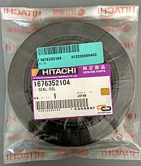 1676352104 Сальник хвостовика погрузчика Hitachi (SEAL OIL)