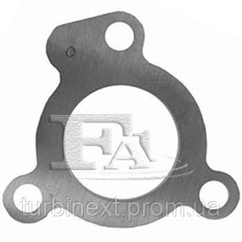 Прокладка глушителя металлическая KIA PRIDE MAZDA 121 I FISCHER 780-907