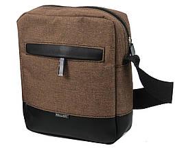 Мужская сумка через плечо Wallaby 2423 коричневая
