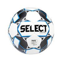 М'яч футбольний SELECT Contra (IMS)№4 Артикул: 085512*, фото 1