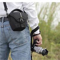 Профессиональная сумка для фотоаппарата аксессуаров фото- и видео- техники Vanguard BIIN 12Z Black