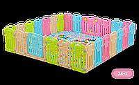 Детский манеж - заграждение XOKO Play Pen Bear Series D24