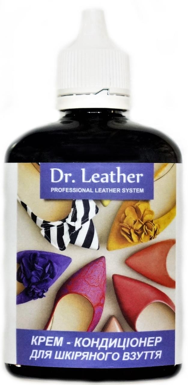 "Крем-кондиционер 100 мл.""Dr.Leather"" цвет безцветный"