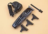 Машинка для стрижки Gemei GM-6050. Стрижка и триммердля усов и бороды