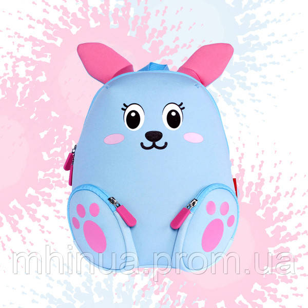 Детский рюкзак Nohoo Зайка (NH044)