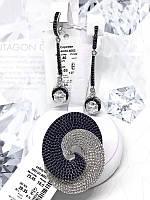 Комплект серебряный с россыпью цирконов Юпитер