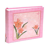 Фотоальбом Chako 10*15/100 Flower Розовый