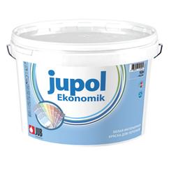 Водоэмульсионная краска Jupol Ekonomik 10л (для стен и потолка)