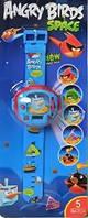 Детские наручные часы с проектором Angry Birds