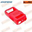 Чехол для рации Baofeng UV-5R красный, фото 2