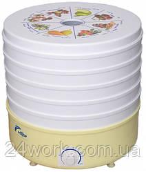 Сушка для фруктів і овочів РОТОР(5 піддонів) 20 л