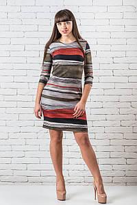 Платье женское интернет магазин  36-42 в полоску
