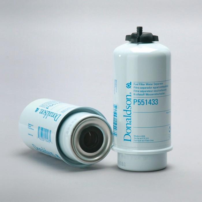 P551433, Фильтр грубой очистки топлива (84477355/87802926/ 87802728/87802927/RE541922)