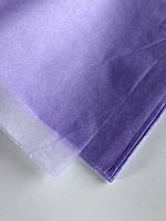 Папір тішью. Лаванда. (50х70 см)