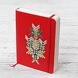 "Блокнот Ладна ""Качалочка_2"" В6 червоний, фото 4"