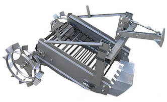 Картофелекопалка транспортерная Ярило (привод от колес, сцепка идет в комплекте)