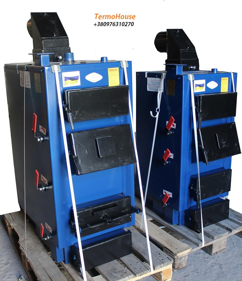 Твердотопливный котел промышленный Идмар GK-1 120 кВт