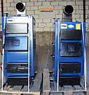 Твердотопливный котел промышленный Идмар GK-1 120 кВт , фото 2