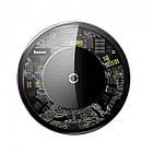 Baseus Simple Wireless Charger (Crystal), фото 2