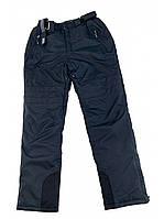 Мужские лыжные брюки Freever чёрные и синие