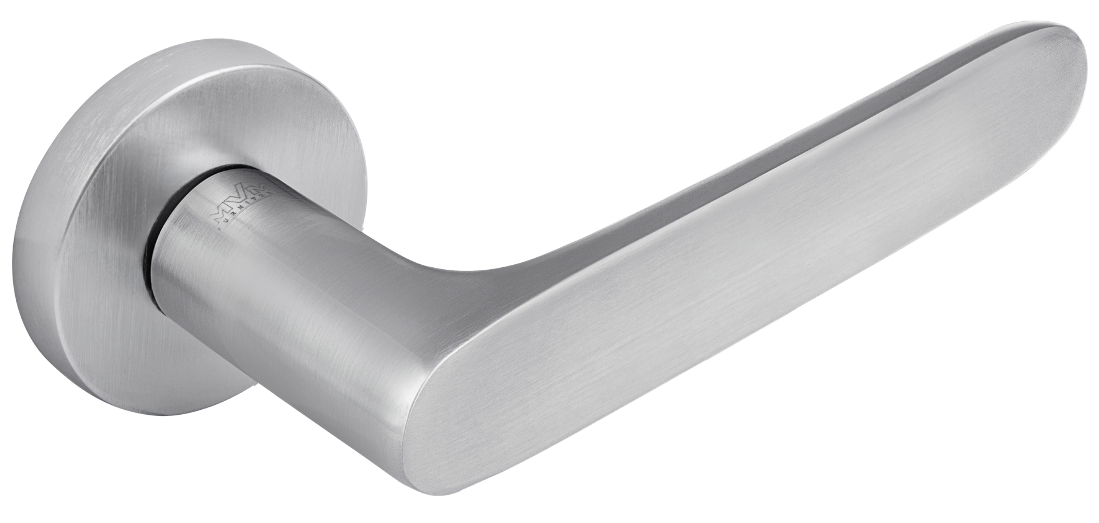 Дверные ручки MVM Z-1800 MOC матовый старый хром