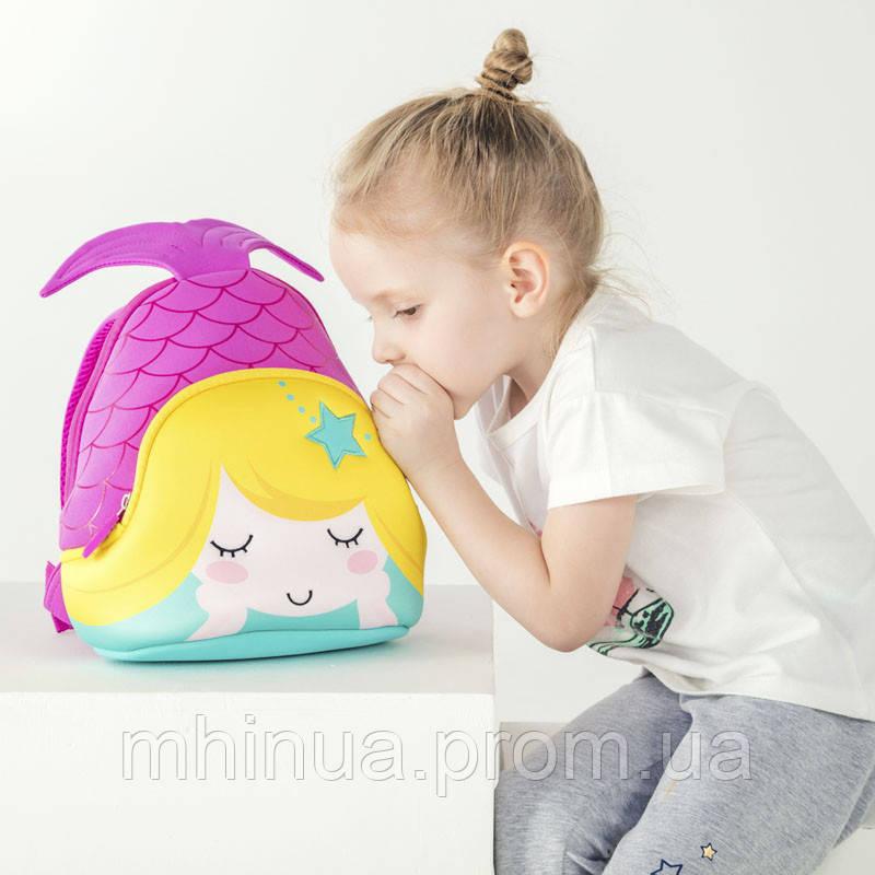 Детский рюкзак Nohoo Русалочка Сиреневая (NH046 Purple)