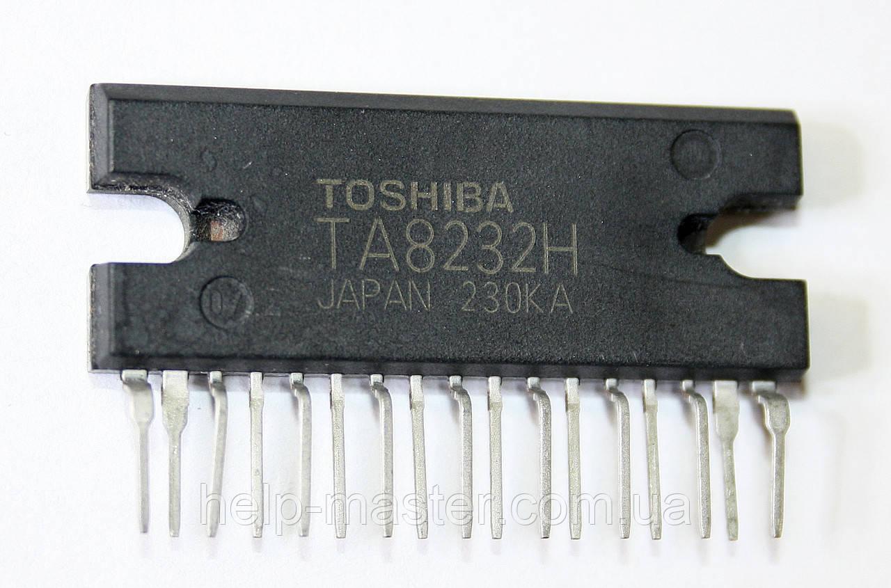 Мікросхема TA8232H (HSIP17)