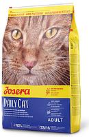 Josera DailyCat 10кг  беззерновой корм для кошек
