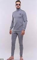Костюм мужской спортивный темный,одежда мужская зима,костюм термо для мужчин,мужская термо одежда,штаны термоб