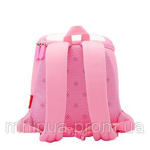 Детский рюкзак Nohoo Зайка, Средний размер (NH042M Pink), фото 2