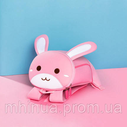 Детский рюкзак Nohoo Зайка, Средний размер (NH042M Pink)