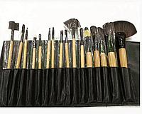 Набор кистей (MAC style) 16 штук (в чехле), фото 1